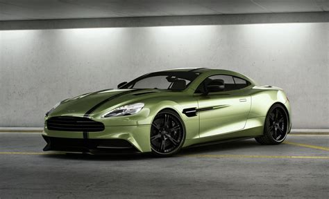 Wheelsandmore Hooks Up The Aston Martin Vanquish