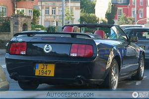 Ford Mustang GT Convertible - 25 July 2007 - Autogespot