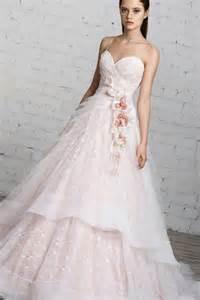 fuchsia wedding dress pink wedding dresses