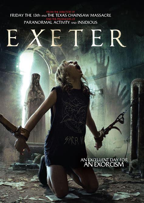 The Asylum (2015) USA Horror. Aka: Exeter. (1/10) 02/08/17 ...