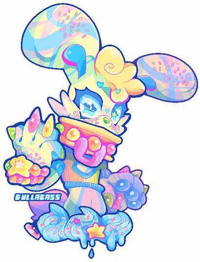 Furry Drawing Sprinkles Clipart Bunny Deviantart Conflict