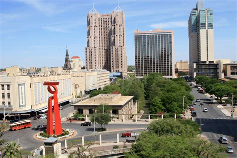 Of San Antonio by New Technology In San Antonio Allows For Fast Insightful