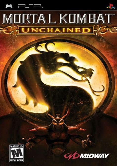 Mortal Kombat Unchained Rom Download For Psp Gamulator