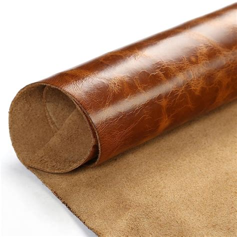 Thick Cowhide Leather by Junetree Leather Hides Cow Skins Thick Genuine