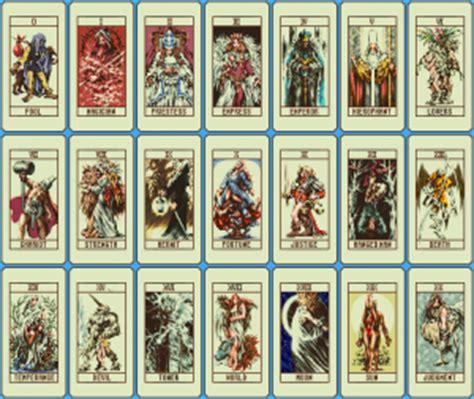 arcana deck 2011 ogre battle my introduction to tarot the chibi tarot