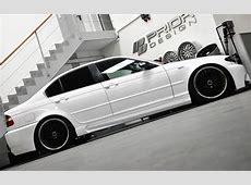 Prior Design's Kit Brings BMW E90 M3 Bumpers to E46 Sedans