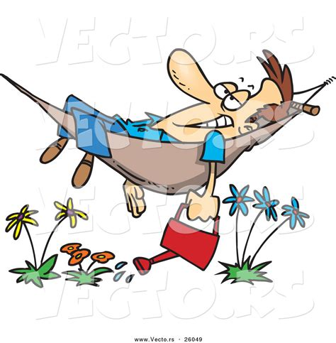 Relaxed Man Clipart  Driverlayer Search Engine