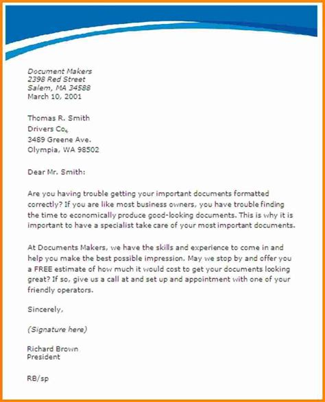 sales letter penn working papers