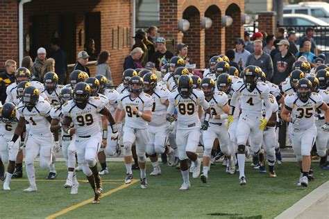 Mens Varsity Football - Allegheny College - Meadville ...
