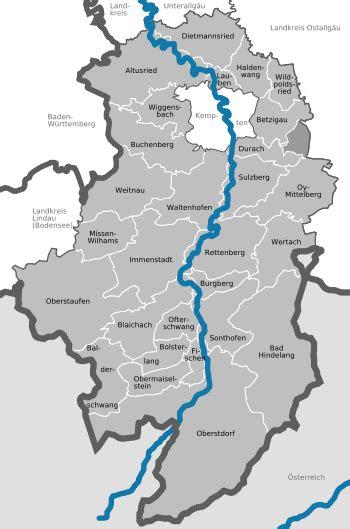 landkreis oberallgaeu wikipedia