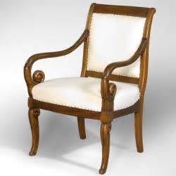 Antique Furniture Chairs Arm Styles