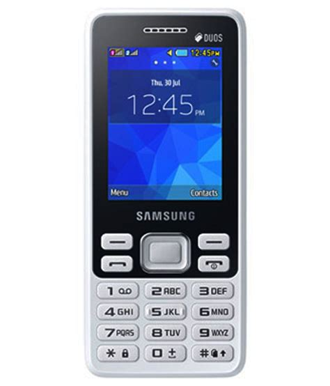 Samsung Metro 350 (White) - Feature Phone Online at Low