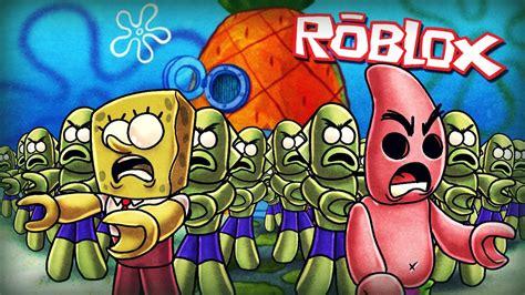 Zombies Kill Spongebob! (spongebob Zombie