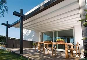 Pergola Holz Modern : tende da sole trento paller pergole in alluminio della ~ Michelbontemps.com Haus und Dekorationen