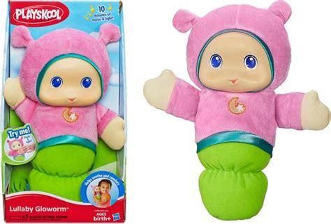reg lullaby gloworm toy