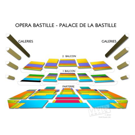 plan numerote salle opera bastille opera bastille palace de la bastille seating chart seats