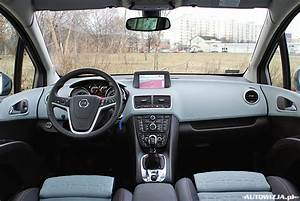 Opel Meriva 1 7 Cdti : opel meriva 1 7 cdti cosmo auto test motoryzacja ~ Medecine-chirurgie-esthetiques.com Avis de Voitures