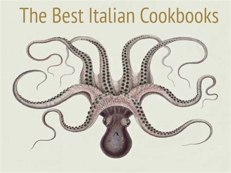Best Italiano The Best Italian Cookbooks