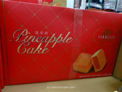 isabelle pineapple cake