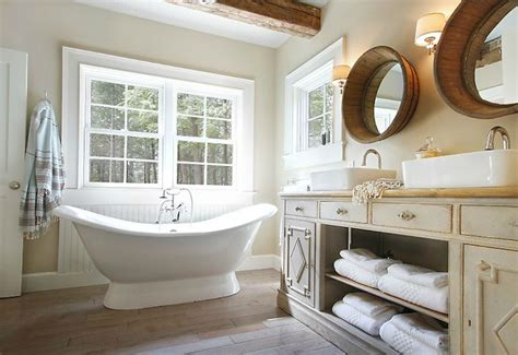 cottage bathrooms ideas vintage washstand cottage bathroom orrick and company
