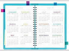 Daily Planner Notebook Vector Download Free Vector Art