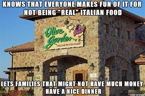 Olive Garden Meme Olive Garden Meme