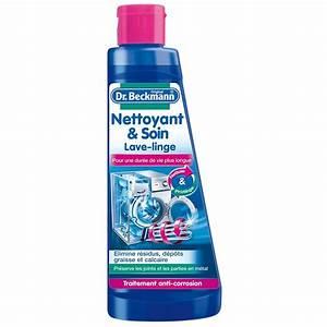 Produit Nettoyant Machine à Laver : nettoyant soin machine laver dr beckmann 250ml extra ~ Premium-room.com Idées de Décoration