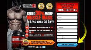 Is The Testosterone Xl Trial A Scam