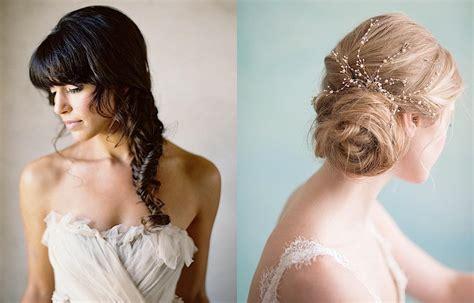21 Modern Wedding Hairstyles