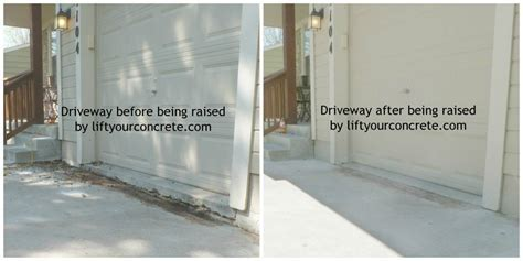 Driveway Repair, Concrete Leveling, Foam Jacking  Concrete