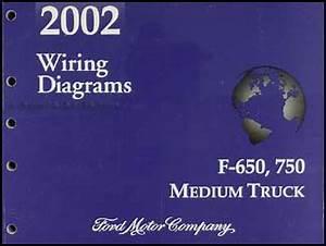Engine Wiring Diagram 2006 Ford F650 : 2002 ford f650 f750 medium truck wiring diagram manual ~ A.2002-acura-tl-radio.info Haus und Dekorationen