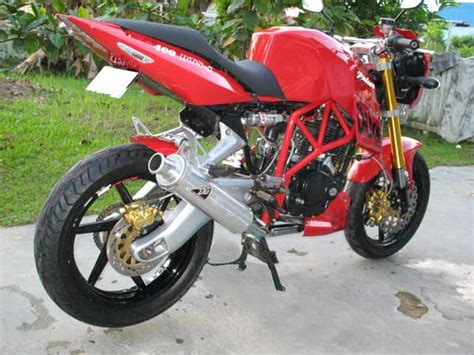 Motorcycle Modifications Pictures