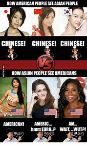 HOW AMERICAN PEOPLE SEE ASIAN PEOPLE CHINESE! CHINESE ...