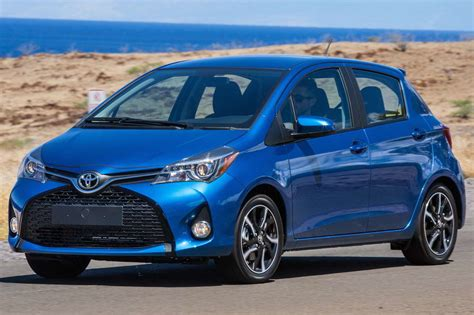 The newest subcompact toyota yaris hatchback is a versatile car with a stylish exterior, spacious interior, nimble performance & amazing safety features. MotorSite - Toyota Νέο Yaris 2017