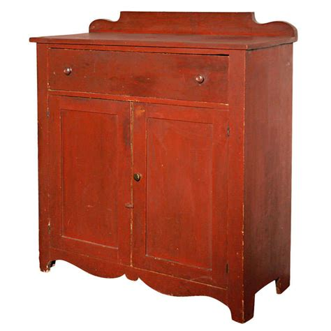 Cupboard Origin Of Word by 19thc Original Painted Jelly Cupboard From Maine At