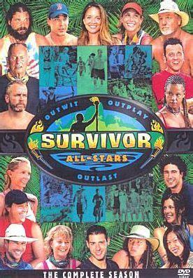 Survivor All Stars - Complete Season | DVD | Barnes & Noble®