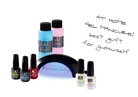 At Home Gel Manicure Kit
