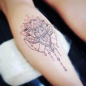 Mandala Tattoo Unterarm : bildergebnis f r tattoo mandala arm tattoo tattoo ideen lotus t towierungen und t towierungen ~ Frokenaadalensverden.com Haus und Dekorationen