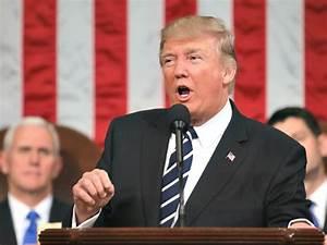 President Donald Trump Speech to Congress: 'Believe Once ...