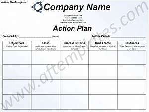 action plan template all free templates excel word With what is an action plan template