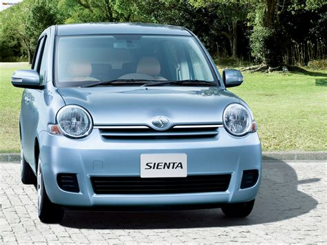 Toyota Sienta Picture by Pictures Of Toyota Sienta Ncp81g 2011 2048x1536