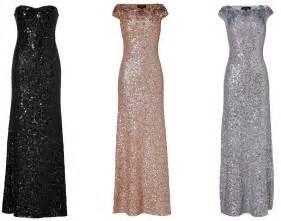gold glitter bridesmaid dresses mismatched bridesmaids chic vintage brides