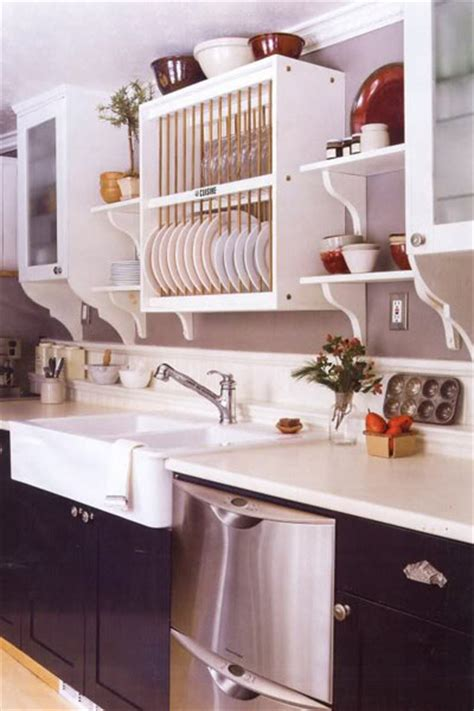 style update open shelves  glass cabinets trusted home contractors
