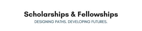 fellowships scholarships career center vanderbilt university