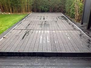 Feuerstelle Für Terrasse : die poolabdeckung f r den winter pool terrasse garten und pool im garten ~ Frokenaadalensverden.com Haus und Dekorationen