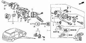 2003 Honda Odyssey Parts Diagram