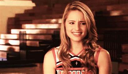 Agron Dianna Quinn Fabray Glee Faberry