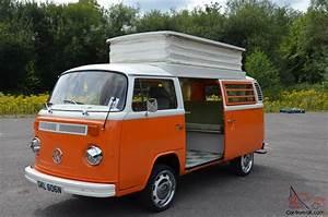Vw Camper Van T2 Bay Westfalia 1974 Just Restored
