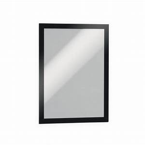 durable duraframe magnetic frame a4 black package 2 With magnetic document frame