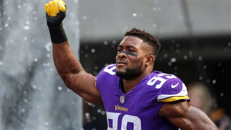 vikings de danielle hunters contract continues